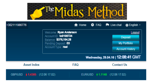 Midas Method Review
